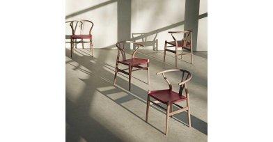 Ukendt Y-stol markerer Wegners 105-årsdag