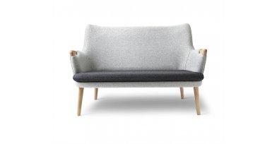 Sublimt håndværk i skulpturelle Wegner-møbler