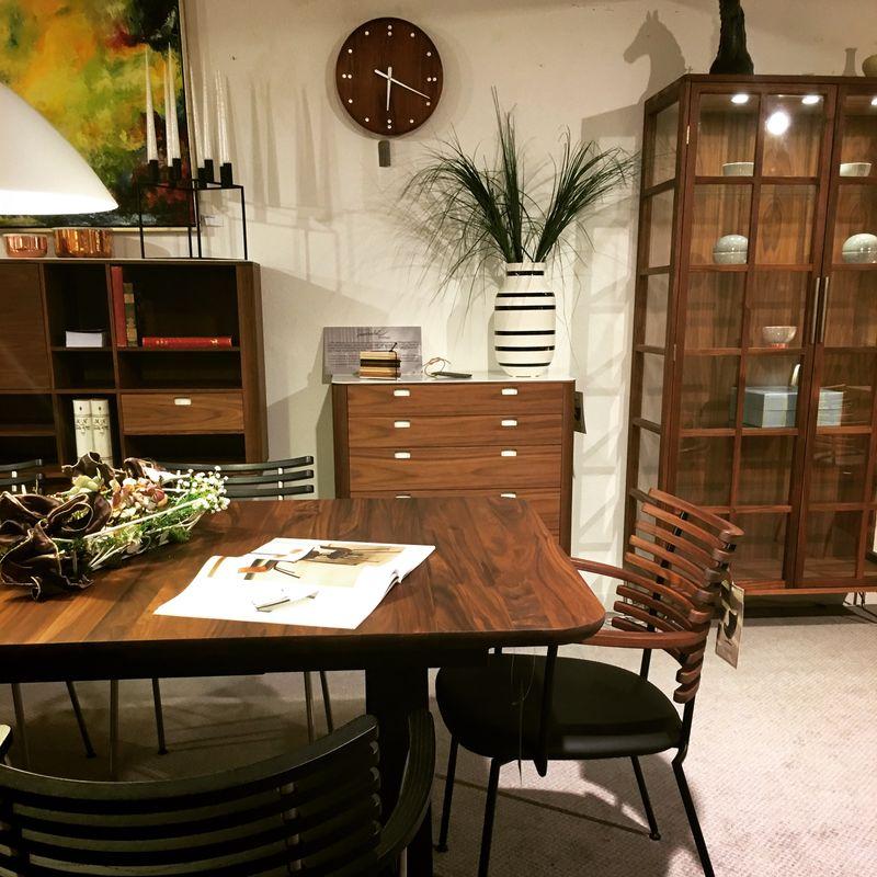 Smukke træmøbler fra Naver Collection