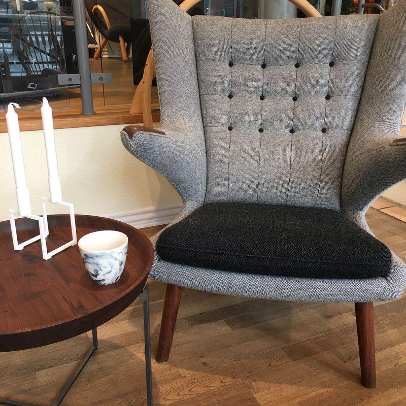 Bamsestolen produceret af PP-Møbler