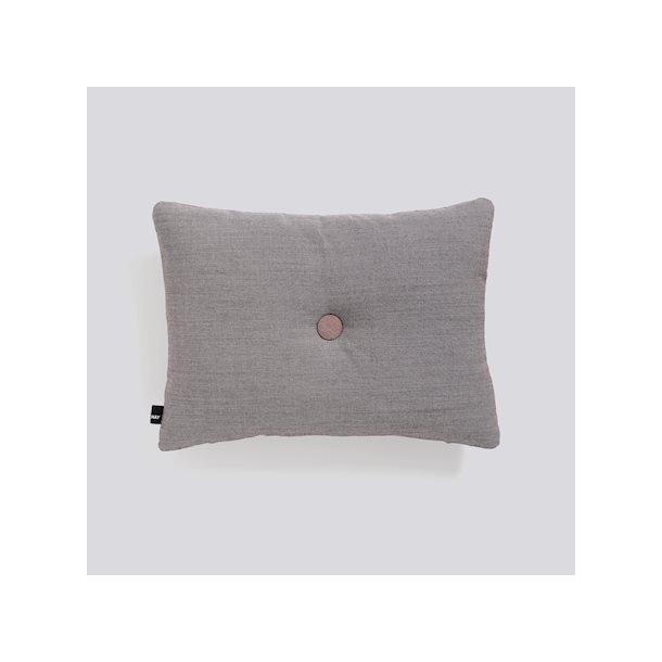 HAY Dot Cushion - 1 Dot Cushion Greyish Burgundy