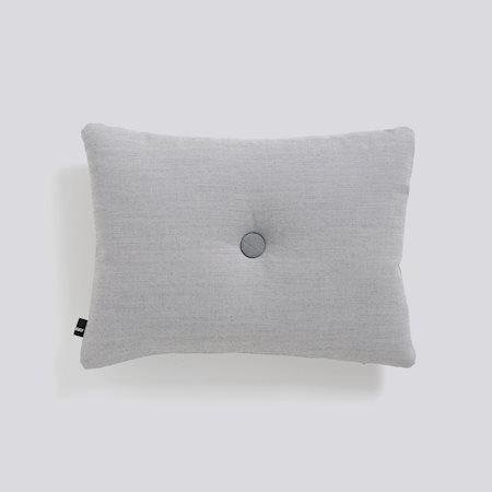 HAY Dot Pude Light Grey ⎮ Dot 1 Cushion fra Hay ⎮ Køb her