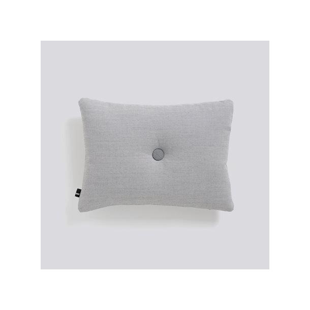 HAY Dot cushion - 1 Dot Cushion Light Grey
