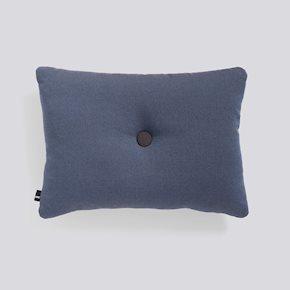 HAY Dot Pude Pigon Blue ⎮ Dot 1 Cushion fra Hay ⎮ Køb her