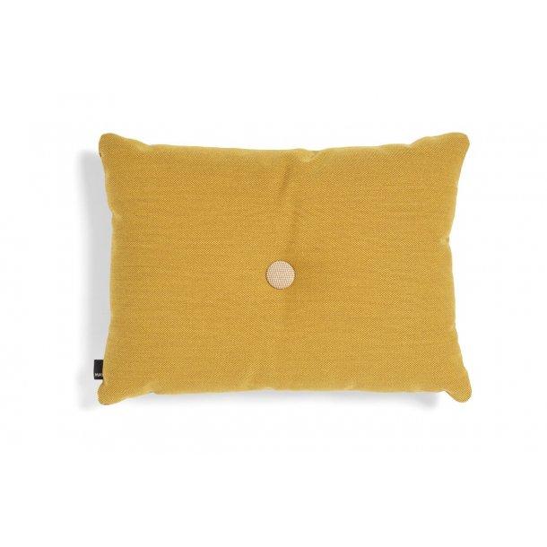 HAY Dot Cushion - 1 Dot Cushion Golden Yellow