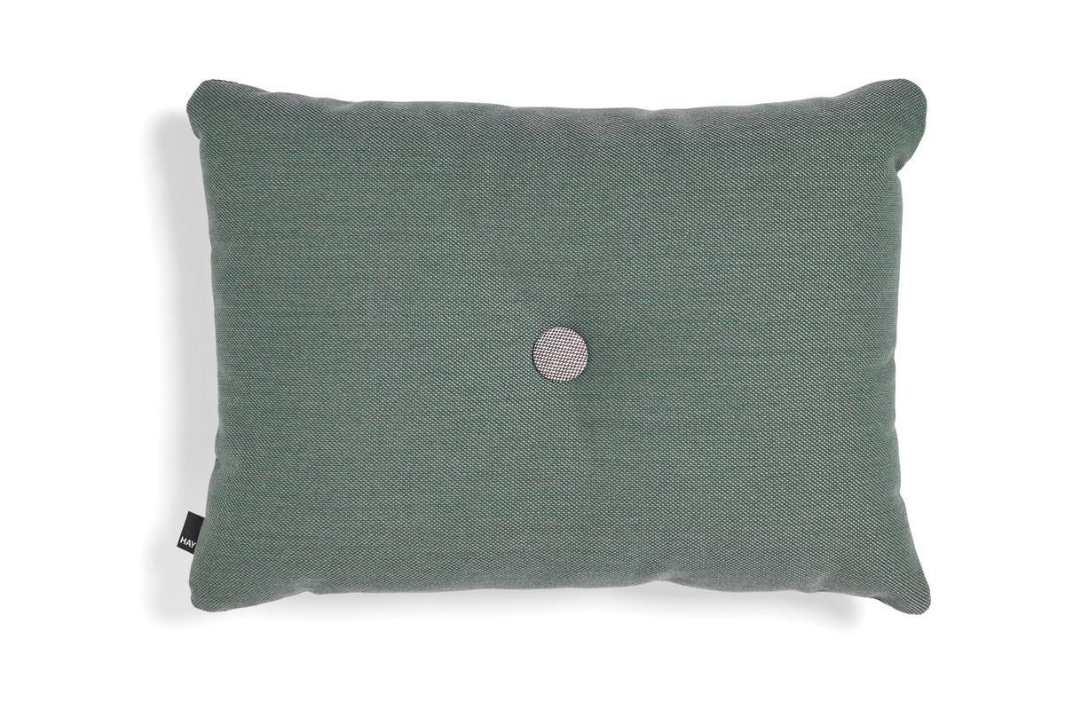 HAY Dot Pude Grøn ⎮ Dot 1 Cushion fra Hay ⎮ Køb her