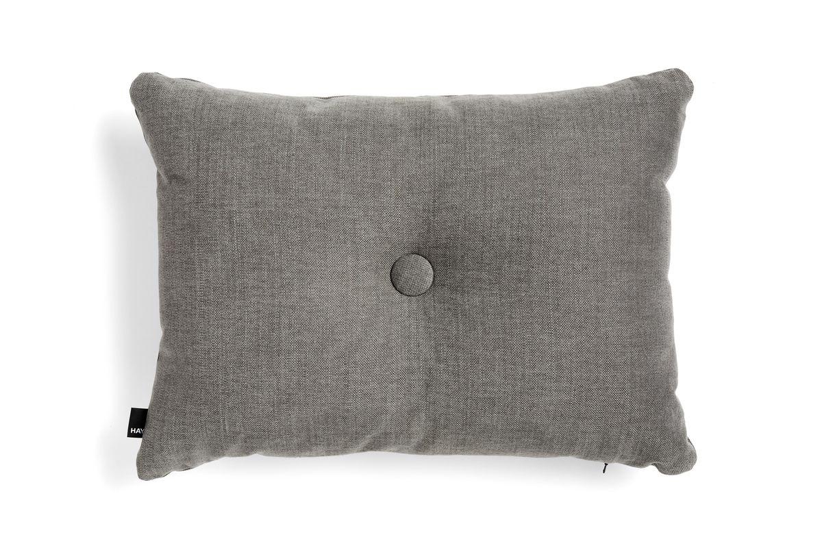 HAY Dot Pude Dark Grey ⎮ Dot 1 Cushion fra Hay ⎮ Køb her