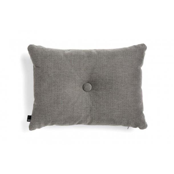 HAY Dot Cushion - 1 Dot Dark Grey