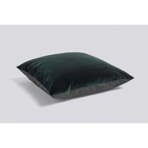 HAY Eclectic pude Dark green 50x50cm