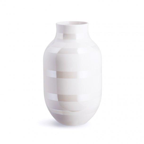 KÂHLER Omggio Vase Perlemor
