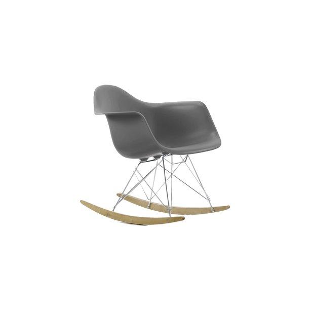 Eames Plastic Armchair (RAR) gyngestol