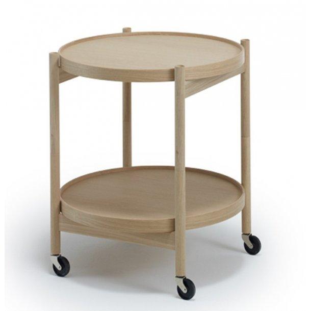 Krüger bakkebord Ø50 - Eg/Eg finer Design: Hans Bølling