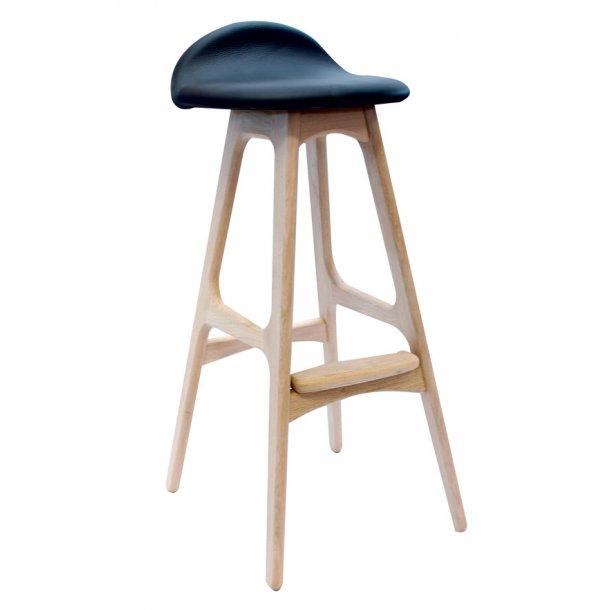 Buch barstol - Med drejebart sæde