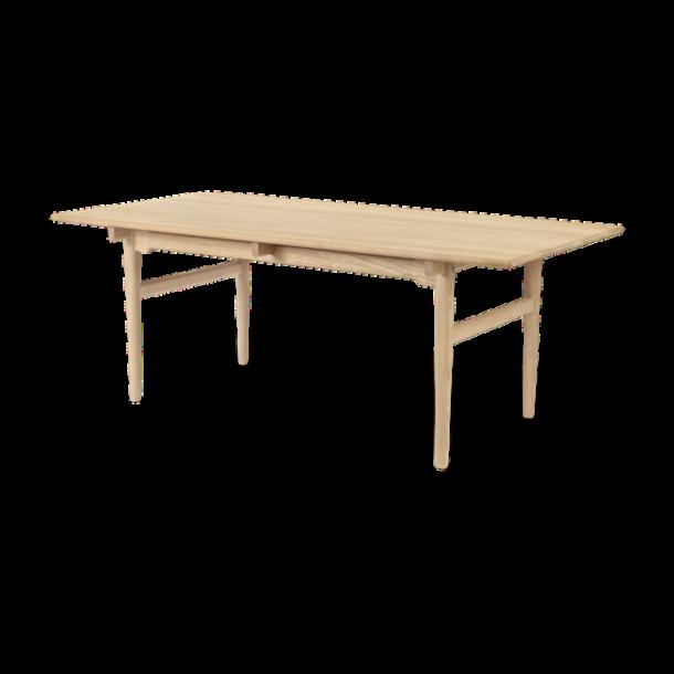 Hans J. Wegner CH327 spisebord bøg sæbe - Kampagne