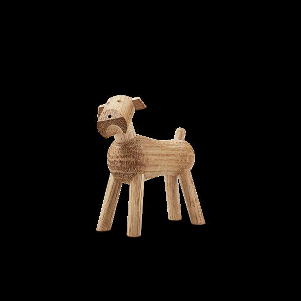 Kay Bojesen Hund Eg, 7,5 cm