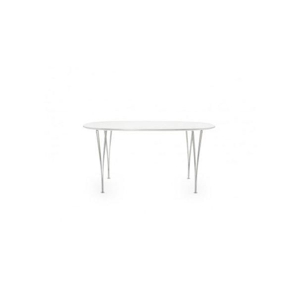 Piet Hein spisebord med udtræk på tilbud | Køb Ellipse spisebord