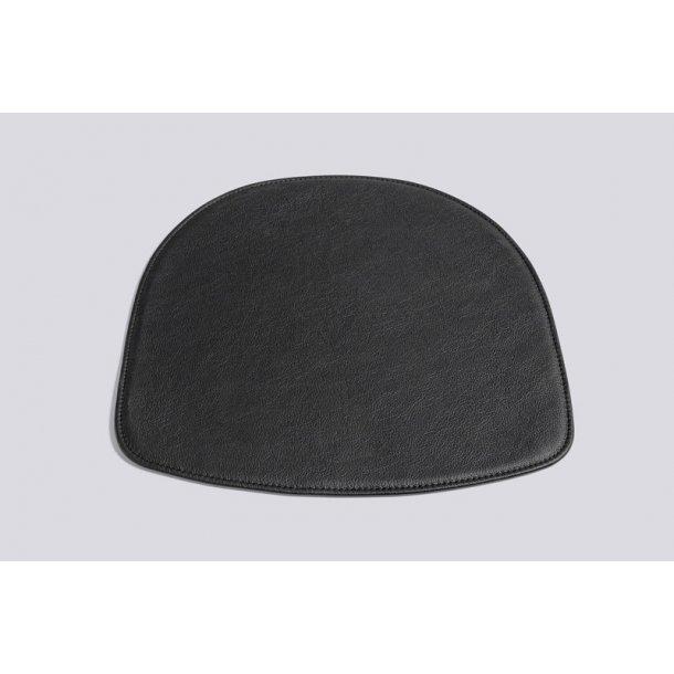 Hynde sort læder til HAY - About a chair - AAC22 - Stol