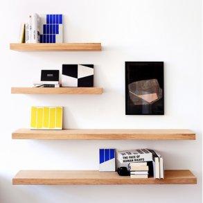 Storslåede Hylder i træ og metal | Køb væghylder og design hylder online HER PP51